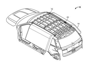 Ford rollover patent