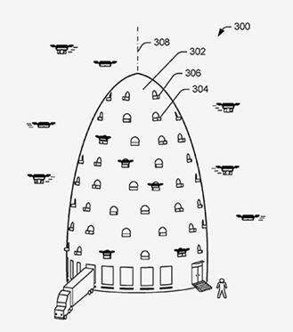 Amazon beehive patent